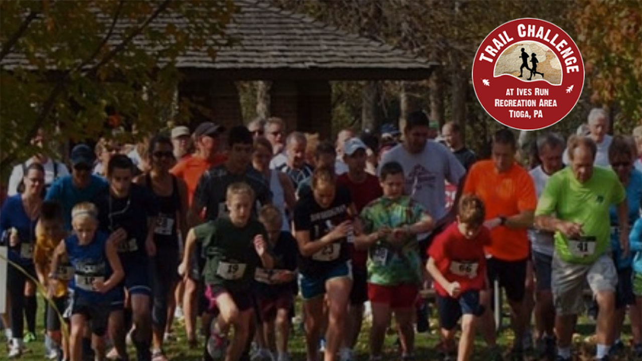 13th Annual Ives Run Trail Challenge Is Saturday, Oct. 9