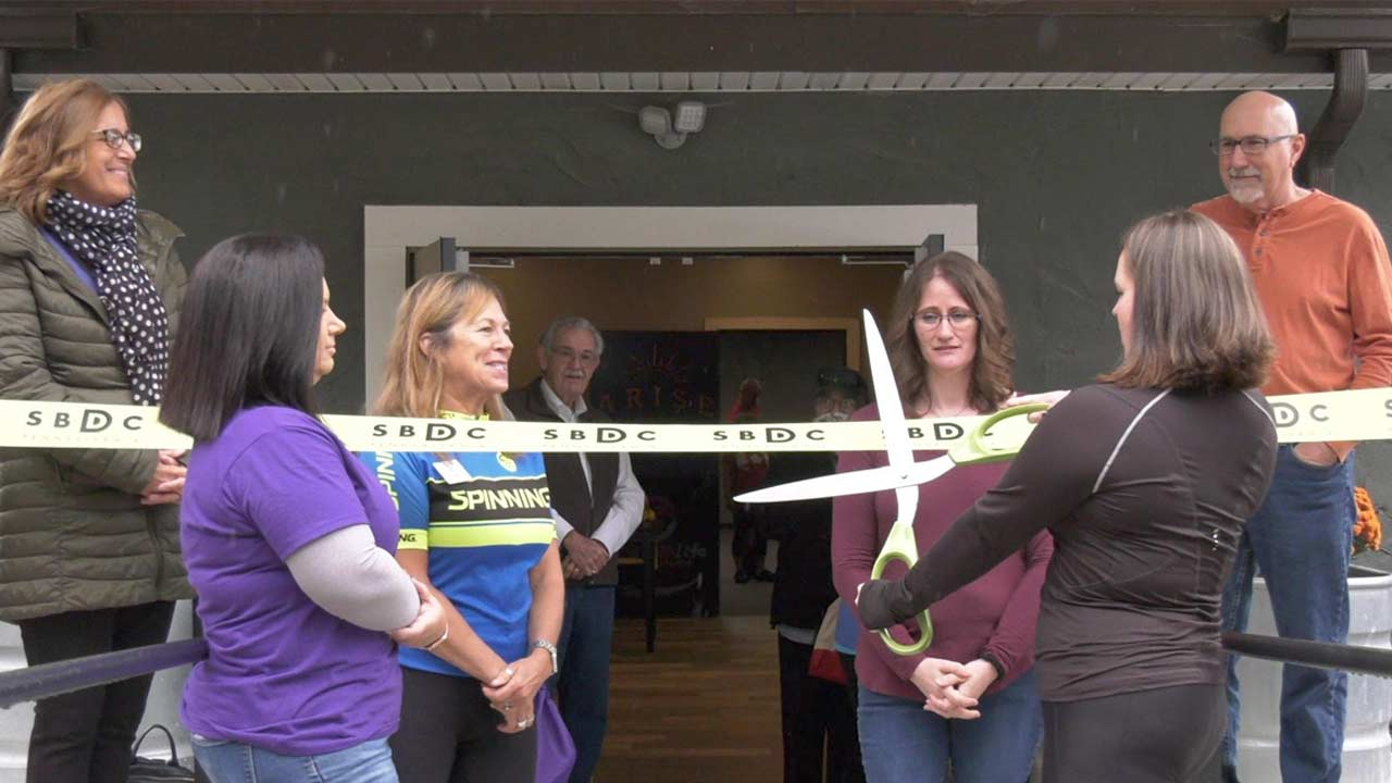Four New Businesses Hold Grand Opening Event