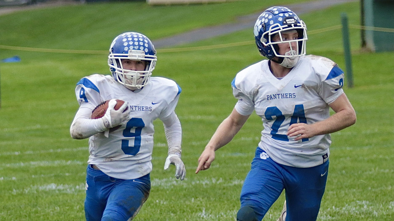 Big First Half Leads Panthers Past CMVT
