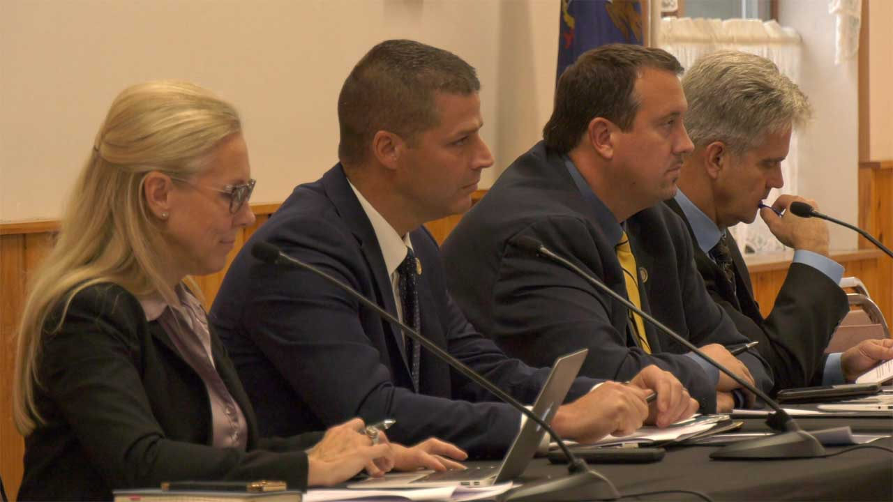 Public Hearing Held On Congressional Redistricting